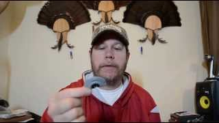 Turkey Call Review - Houndstooth Game Calls Vixen & Diamond X 3 Mouth Calls