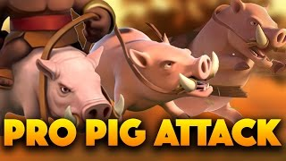 Hog Pro Attacker | Prepare Hog Strategies For The Update | Clash Of Clans