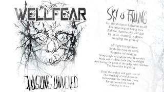 wellfear sky is falling audio w lyrics