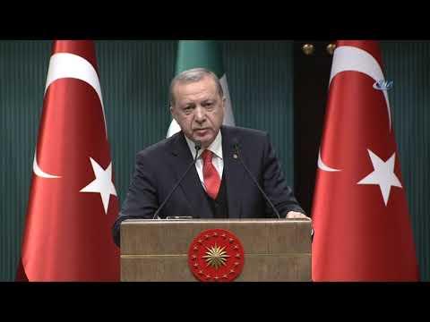 """Cumhurbaşkanı Erdoğan: """"Bedeli Ağır Olacak Demedim, Gereği Neyse O Yapılır Dedim"""""""