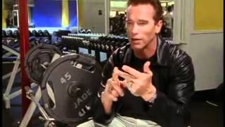 The Making Of Pumping Iron - Arnold Schwarzenegger