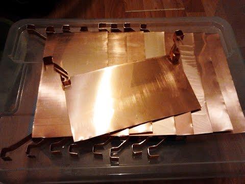 Electrode plates for GANS capture sets