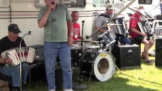 Pulaski Polka Days (2014) - Jam Session - Stevens Point Oberek