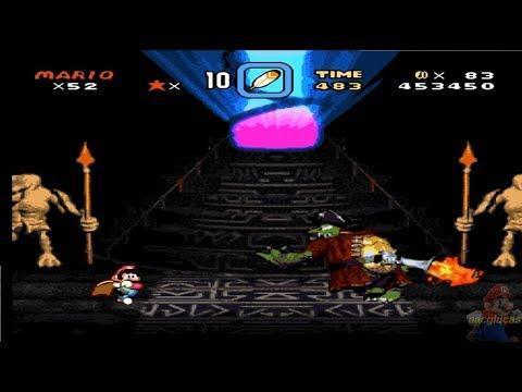 Super Kitiku Mario - Brutal Mario HD 100% World 3: Bay