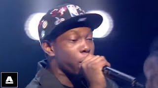 Basement Jaxx ft Dizzee Rascal 'Lucky Star' TOTP (2003)