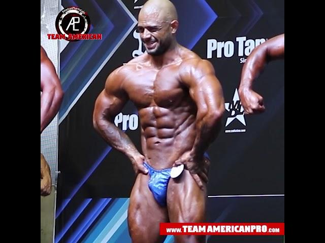 STEVEN ARBELAEZ - BODYBUILDING -TEAM AMERICAN - www.TeamAmericanPro.com