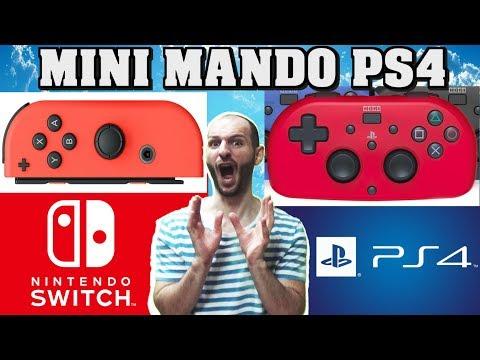 ¡¡¡CLONY COPIA A SWITCH CON MINI MANDO PARA PS4!!! - Sasel - Noticias - Nintendo - Español