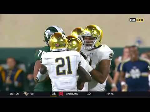 MSU v ND Tight Cut