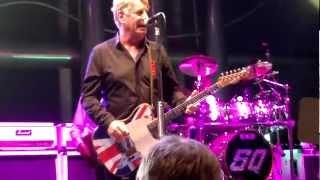 Status Quo - Rain - Live Amp It Up Festival 30/07/12