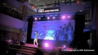 Nubhan Sing Tanak Kampung at Suria Sabah Grand Opening Concert