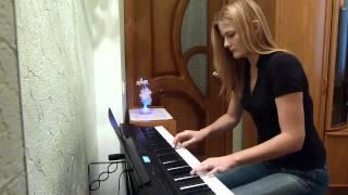 Поклонники (Piano cover)  ( OST Раба любви )