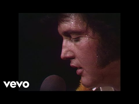 Elvis Presley - What Now My Love (Aloha From Hawaii, Live in Honolulu, 1973)