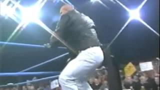 Goldberg Attacks Scott Steiner