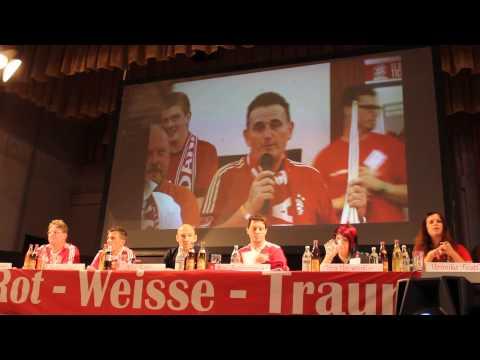 Arjen Robben beim Besuch von Rot-Weisse-Traun in Traunstein