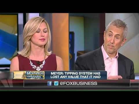 Danny Meyer: Tipping system has lost any value it had