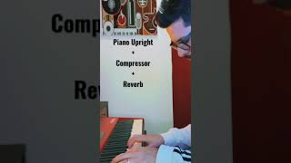 IMPROVISANDO com timbre PIANO UPRIGHT