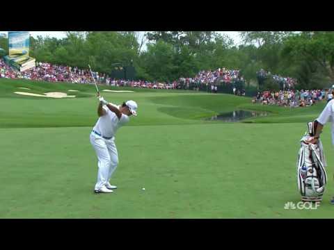 Hideki Matsuyama's Great Golf Shots 2015 Memorial PGA