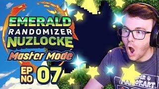 THERE'S NO WAY! • Pokémon Emerald Randomizer Nuzlocke (Master Mode) • 07