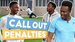 KSI v RAHEEM STERLING v MANNY | CALL OUT PENALTIES