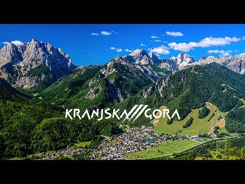 Tourist Destination - Kranjska Gora