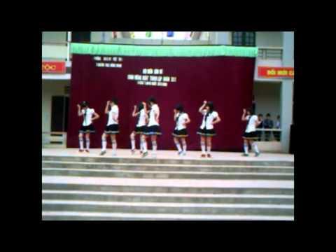 My My - ( Vers Offical) 9B-THCS Nong Trang - Viet Tri.Phu Tho