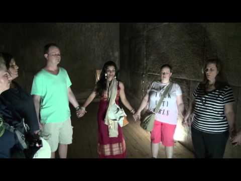 Red Pyramid Sacred Ceremony | Amazing Grace | Spiritual Adventure Travel to Egypt