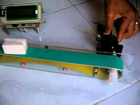 mini conveyor (program pencacah)