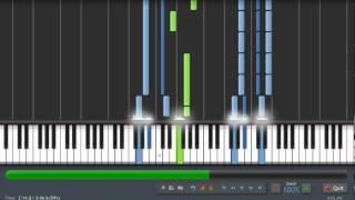 Full Moon o Sagashite Eternal Snow❄ Full Version -Piano Tutorial
