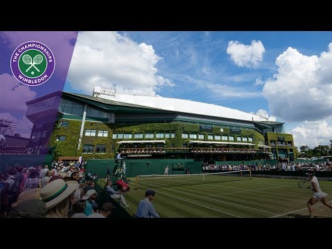 The Wimbledon Channel Day 7 Replay
