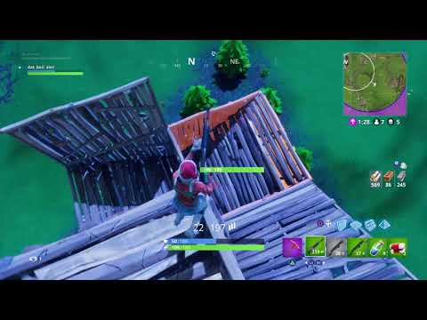 Fortnite Double Pump Victory Royale!