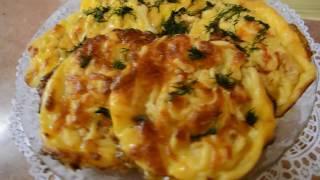 Картофельные ватрушки/Potato cheesecakes