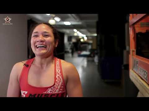 Invicta FC 32: Stephanie Geltmacher Post-Fight Interview