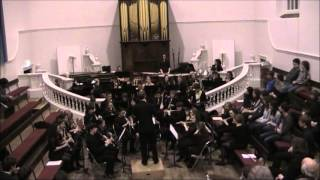 Hertford College Wind Band - Toccata in D Minor (J.S. Bach, arr. Ray Farr and Kevin Lamb)