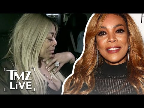 Wendy Williams: Breaks Down In Tears | TMZ Live