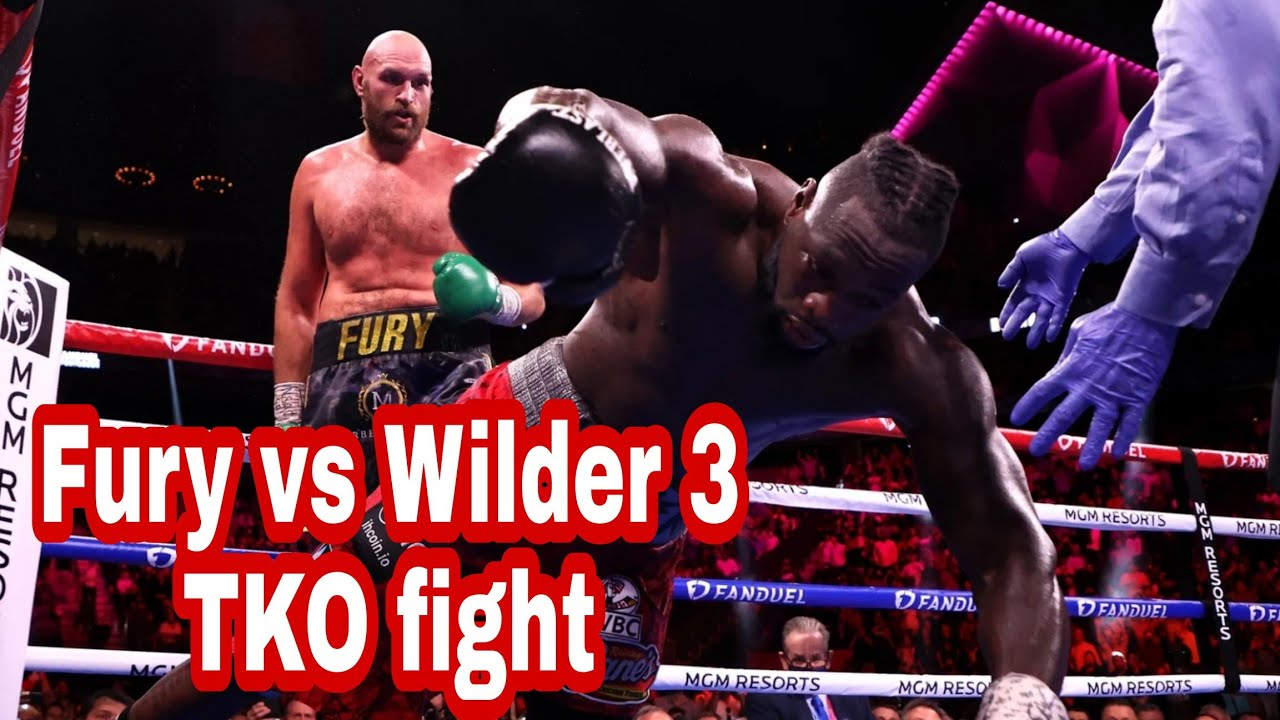 Tyson Fury vs. Deontay Wilder 3 fight results: 'Gypsy King' rallies to ...