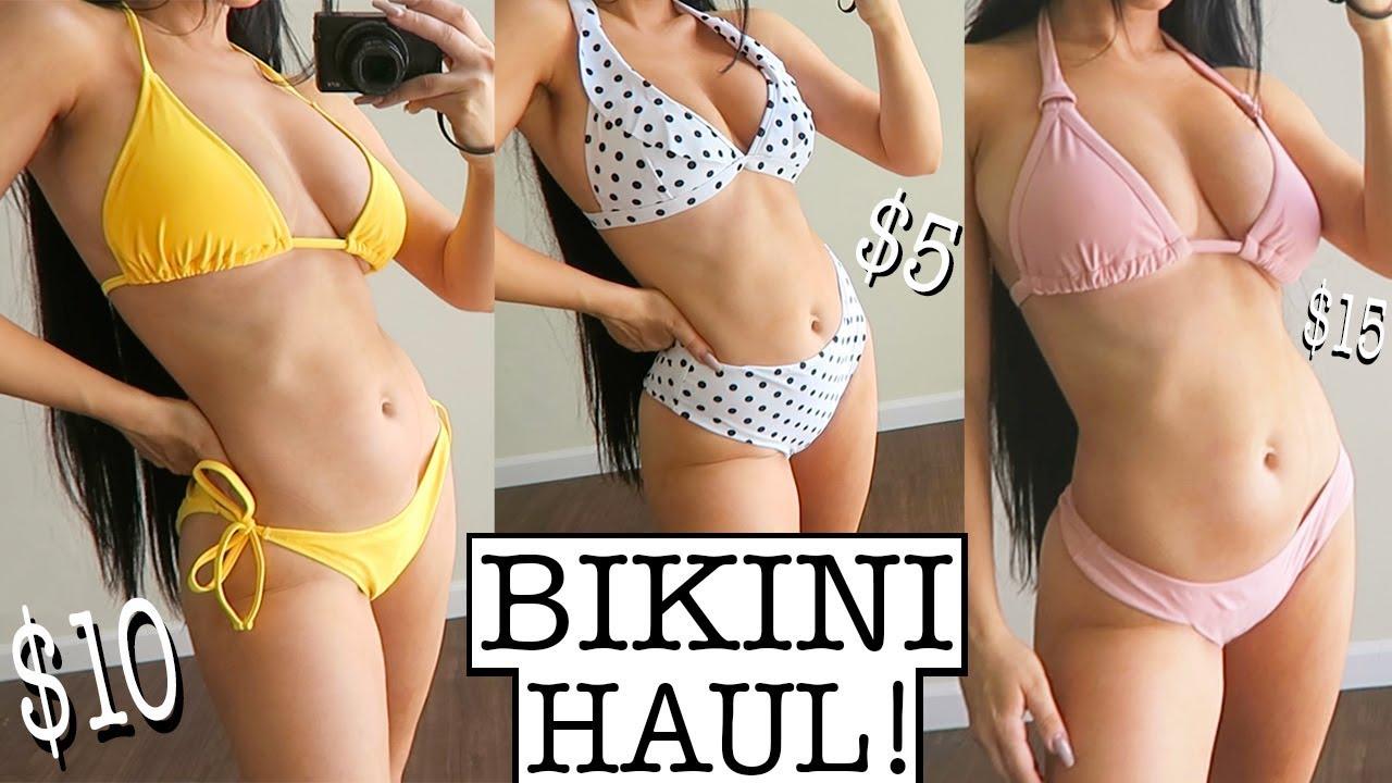 CHEAP SUMMER BIKINI HAUL!