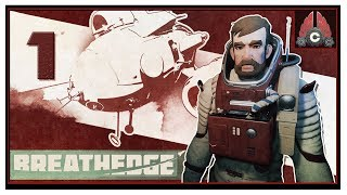 Let's Play Breathedge (Fresh Run) With CohhCarnage - Episode 1