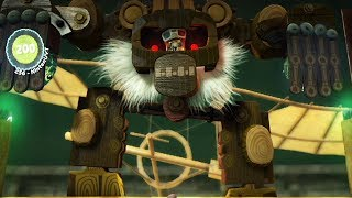 Little Big Planet 2 - All Bosses