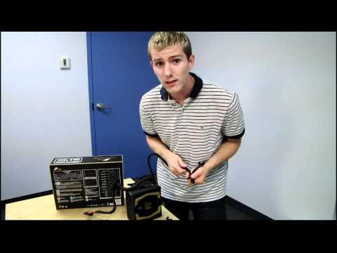 FSP Aurum CM 750W 80PLUS Gold Modular Power Supply Unboxing & First Look Linus Tech Tips