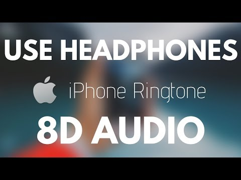 iPhone Ringtone Trap Remix (8D AUDIO)