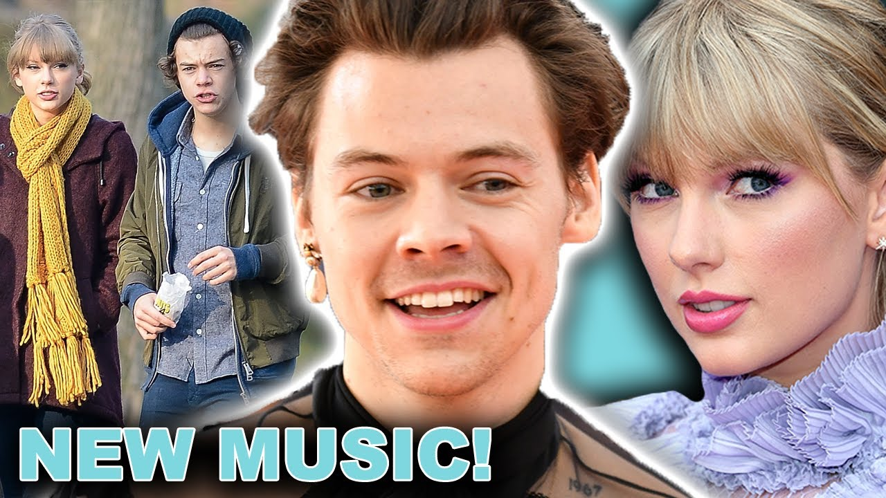 A Harry Styles & Taylor Swift Song Collab Is COMING! | Hollywire