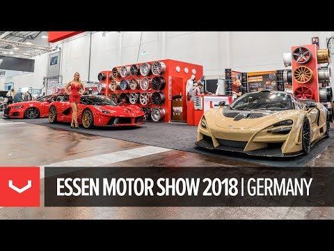 Essen Motor Show 2018 | Vossen Europe
