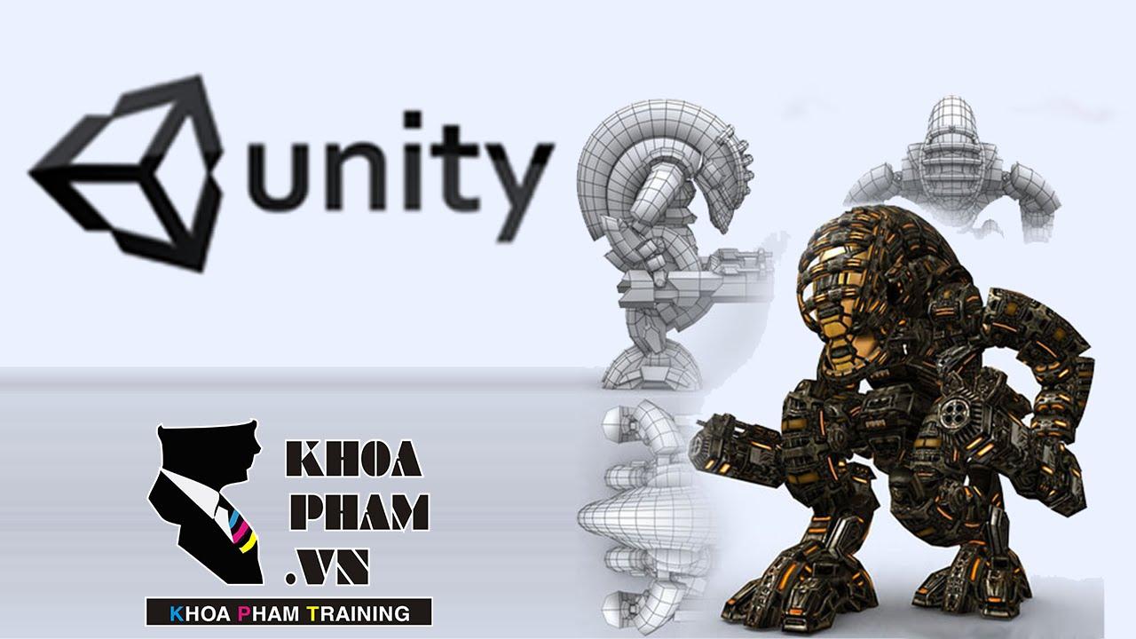 [Lập trình Game Unity3D] Bài 2: Lớp và đối tượng (Classes and Objects) – Part 1