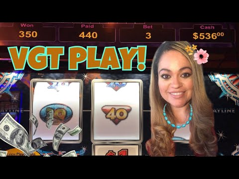 VGT SUNDAY FUN'DAY 🌞 LIVE PLAY ON VARIETY OF VGT'S | NICE WINS!