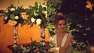 """Шикарная свадьба в кафе """"Империал"""" -  парк отель """"РайкИ"""""""