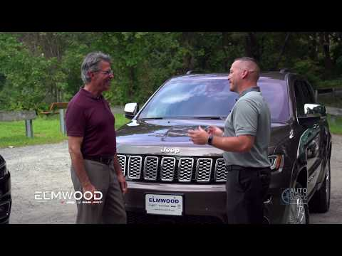 2019 Jeep Cherokee vs 2019 Jeep Grand Cherokee