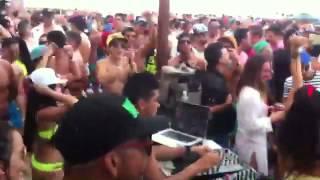 TONY GUERRA Playa Parguito @ ISLA DE MARGARITA (Semana Santa 2014)