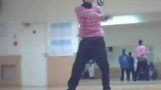 Tecktonik dance