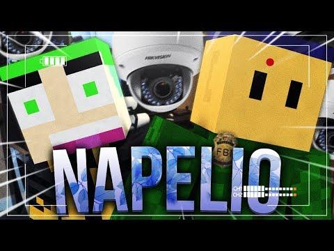 NAPELIO ROLEPLAY #98 DE FBI WIL DYLAN HEBBEN!