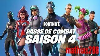 Combat pass s4 fortnite - mathias288